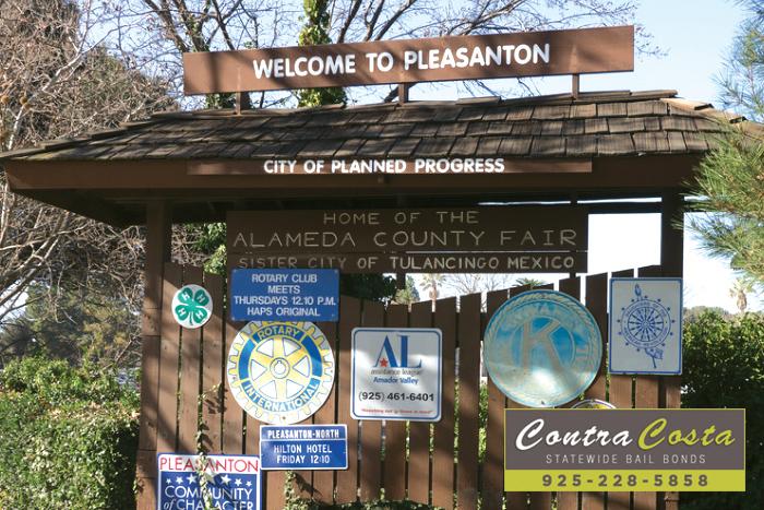 Pleasanton Bail Bonds