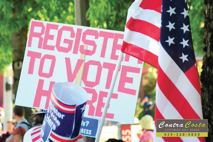 New Voting Laws In California