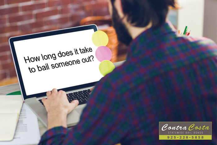 How Long Does It Take To Bail Someone Out?