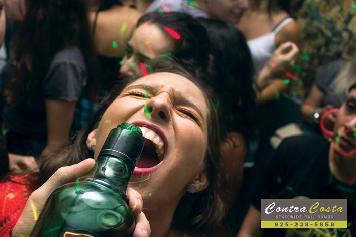 California Drunk In Public Laws
