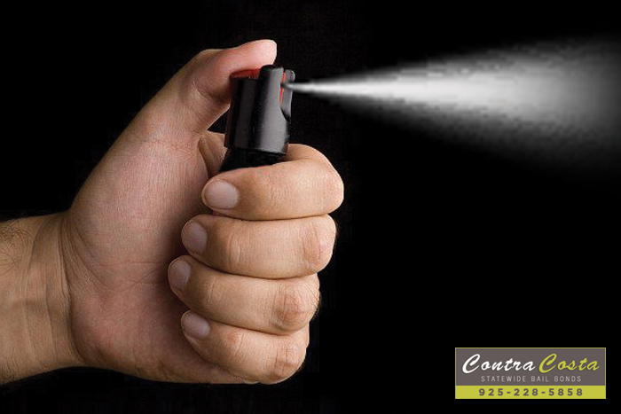 Pepper Spray: California's Laws And Ownership Regulations