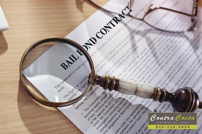 Understanding Your Bail Bond Contract