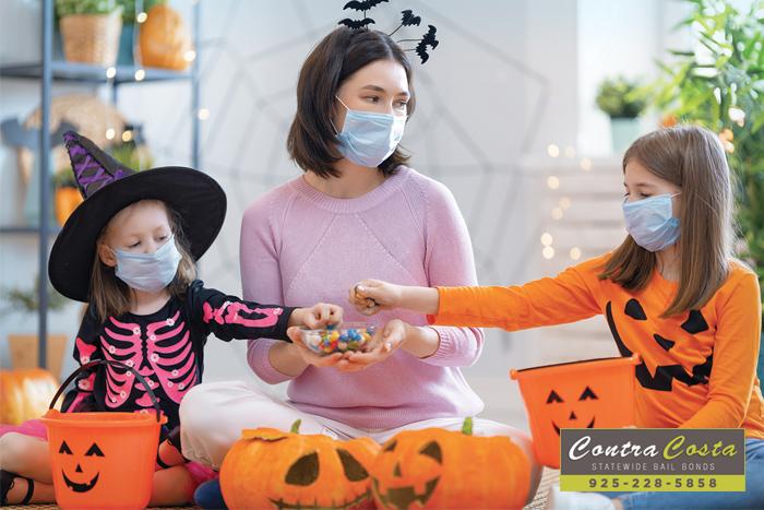 Halloween, California & COVID-19