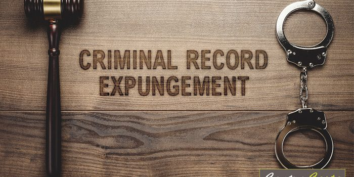 How To Expunge A Criminal Record In California